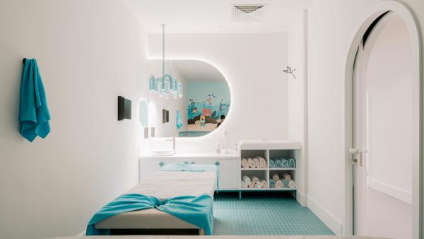 bubu island massage room